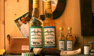 New Schnapps from Denim Demon