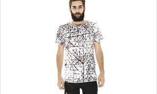 """Devendra Banhart for COMUNE """"Drop City"""" T-Shirt"""