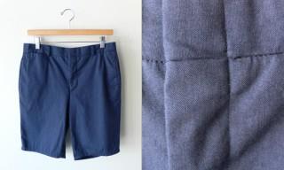 Gitman Vintage Indigo Shorts