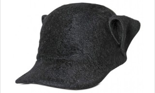 Givenchy Rabbit Fur Felt Hat