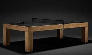 James Perse Limited Edition Ping Pong Table