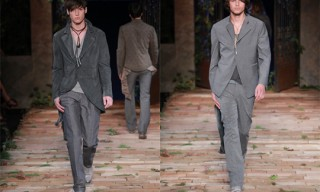 John Varvatos Spring/Summer 2012 Men's Runway
