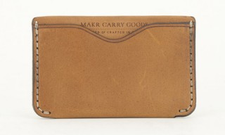 Makr Horizon Two Leather Wallet