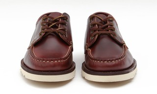 Oak Street Bootmakers Vibram Trail Oxford Shoes for Oi Polloi