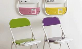 Pantone Folding Chair