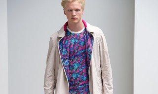 Pringle of Scotland Men's Spring/Summer 2012