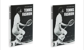 """Tennis Fashion"" Book"