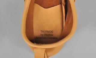 Thurmocs American Deerskin Slippers