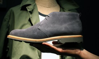 Pitti | Woolrich Woolen Mills Spring/Summer Shoes 2012