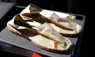 Pitti | Woolrich Woolen Mills Spring/Summer 2012 Espadrilles
