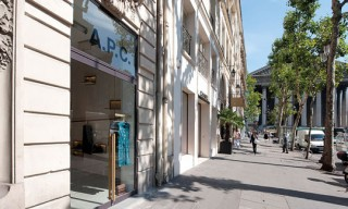 A.P.C. Opens Seventh Shop in Paris