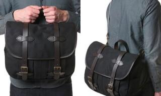 Filson Medium Field Bag for Blackbird