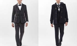 Brooks Brothers Black Fleece Autumn/Winter 2011 Looks