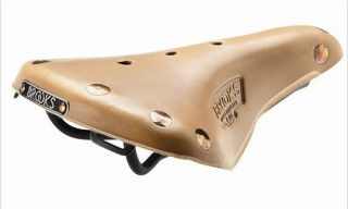 Brooks Select Organic Leather Saddles