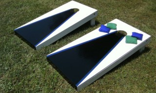 Deluxe ACA Tournament Cornhole Set