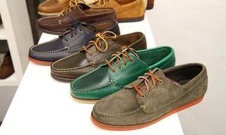 Capsule BLN | Eastland Shoes for Spring/Summer 2012