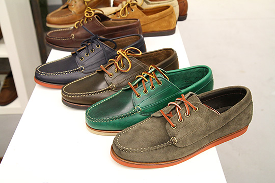 34f411c1ebfa Capsule BLN Eastland Shoes for Spring Summer 2012 Highsnobiety 80 ...
