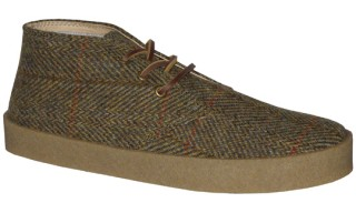 F-Troupe for Harris Tweed Chukka Boots