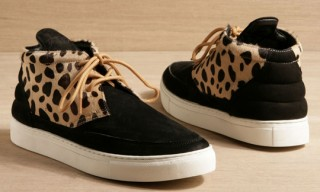 Filling Pieces Leopard Print Chukka Boot