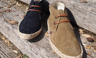 Veras Ontinyent Suede Boots for Spring/Summer 2012