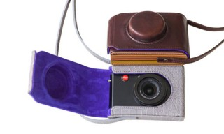 Paul Smith for Leica Camera Cases