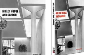 """Miller House and Garden"" Book"