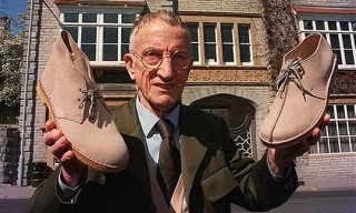 Nathan Clark, Creator of the Clarks Desert Boot