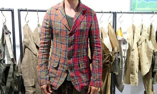 BBB | Nigel Cabourn Jacket for Spring/Summer 2012