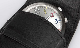 "Paul Smith ""The World is Your Oyster"" Travel Clock"