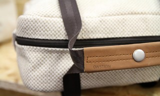 SEEK   QWSTION Convertible Office Bag Spring 2012