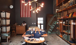 Tanner Goods Opens Shop in Portland, OR