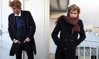 First Look   agnès b. Homme for Barneys Autumn/Winter 2011