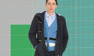 Kim Jones for Bean Pole Men's Collection Autumn/Winter 2011