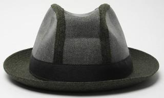 Comme Des Garcons Shirt Wool Trilby Hat