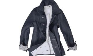 Denham Longshore Pea Coat
