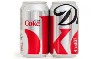Diet Coke Limited Edition Look by Turner Duckworth