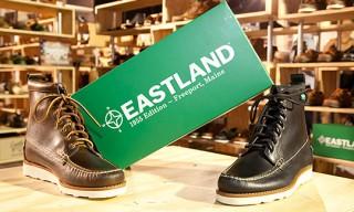 Eastland 1955 Spring/Summer 2012 Footwear