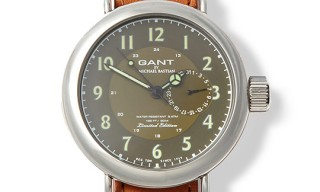 GANT by Michael Bastian Silver Crown Watch Set