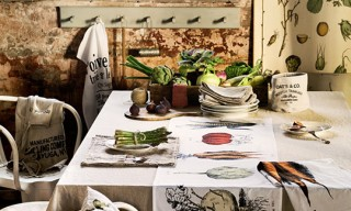 "H&M Home 2011 Collection ""Industrial Modern"""
