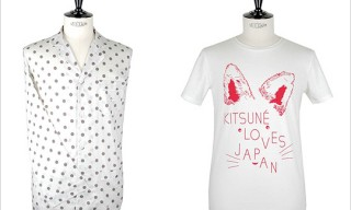 Maison Kitsuné at Isetan Japan Pajamas and More