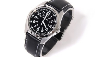 Markaware Military Watch in Black
