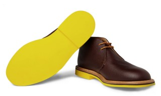 Mark McNairy Contrast Sole Chukka