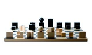 Naef Spiele Bauhaus Chess Set