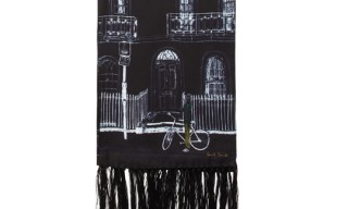Paul Smith House Print Scarf