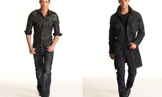 Ralph Lauren Black Label Denim Launched