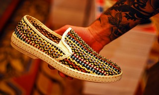 Capsule LV | Rivieras Slip-on Shoes for Spring 2012