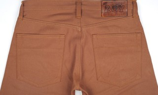 "Roy for Self Edge ""SE"" Duck Pants"