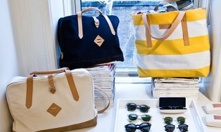 Shipley & Halmos Men's Accessories for Spring/Summer 2012