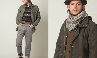 Steven Alan Men's Looks Autumn/Winter 2011