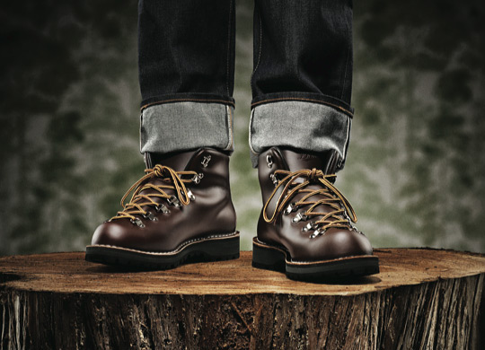 Stumptown by Danner Boots Collection | Highsnobiety